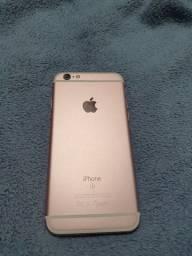 Iphone 6S Rose 128Gb- Super Novo