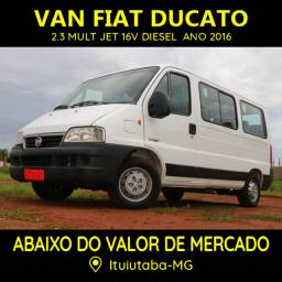 Van Fiat Ducato Mult-Jet 2.3 - 2016