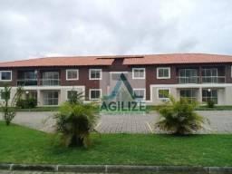 Apartamento com 2 dormitórios à venda, 68 m² por R$ 140.000 - Alphaville - Rio das Ostras/