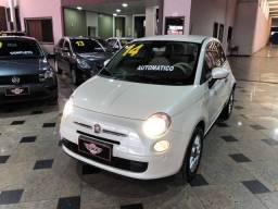 500 2013/2014 1.4 CULT 8V FLEX 2P AUTOMATIZADO