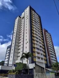 Apartamento com 3 dormitórios para alugar, 84 m² por R$ 1.300,00/mês - Costa Azul - Salvad
