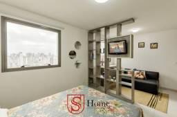 Apartamento 1 quarto à venda no bairro Rebouças em Curitiba!