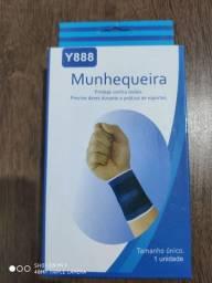 Tensor Munhequeira Elastica - Protecao Contra Lesoes Pulso<br>