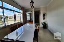 Apartamento à venda com 3 dormitórios em Alto caiçaras, Belo horizonte cod:267375