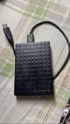 Hd Externo Seagate 1TB