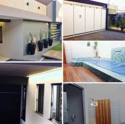 Alugo casa em area central Campo Mourao