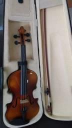 Vendo violino artesanal