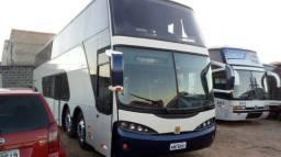 MotorHome DD Busscar 4 eixos Scania