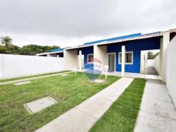 Casa com 2 dormitórios à venda, 71 m² por R$ 154.000,00 - Curicaca - Caucaia/CE