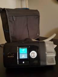 Cpap S10 Resmed Autoset Automático + Umidificador + Máscara