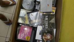 Lote de 500 DVDs