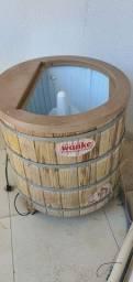 Lava-roupa muller madeira