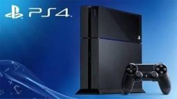 PlayStation 4 Fat 500 GB + HD Externo de 1TB