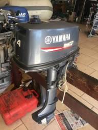 Motor de popa yamaha 4 hp ano 2011