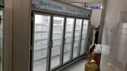 Freezer de bebidas semi Nova, 5.300.00