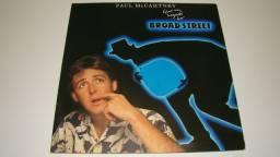 LP Disco Vinil- Paul Mc Cartney - Broad Street - 1984
