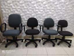 Cadeiras para estudo e home office