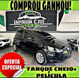 TANQUE CHEIO SO NA EMPORIUM CAR!!! FOX 1.6 TRENDLINE 2015 COM MIL DE ENTRADA