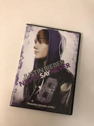 DVD Never Say Never Justin Bieber