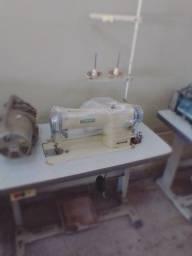Máquina de costura industrial especial