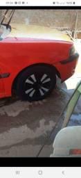 Vendo ou troco aro 14 com os 4 pneus novos