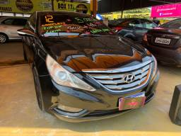 Hyundai Sonata 2012 + GNV (Único Dono, entrada + 48x 848,00)
