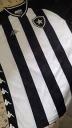 Botafogo Camisa Uniforme 2020 - Pronta Entrega