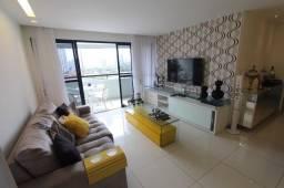 Apartamento mobiliado Torre 3 quartos, 2 vagas, Recife-PE