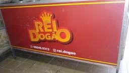 Vende-se balcão de hot-dog 500