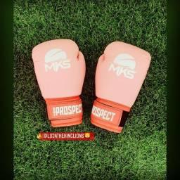 Luvas MKS Muay Thai/Boxe