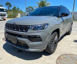 Título do anúncio: Jeep Compass S T270 2022