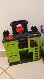 Casa Batman Imaginext