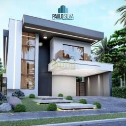 Cidade Alpha Terras 3 - Casa Espetacular