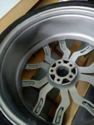 vendo ou troco rodas 22