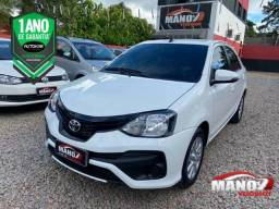 Toyota Etios X Plus Sedan 1.5 Flex 16V 4p Aut.