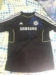 Camisa Chelsea Original Infantil