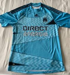 Camisa Olympique de Marseille Oficial - Tamanho G