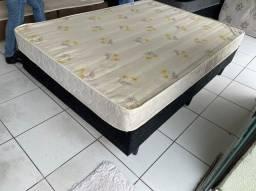 cama box casal ortopédica