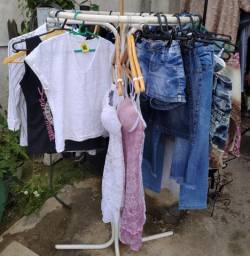 Kit 10 peças de roupas sortidas