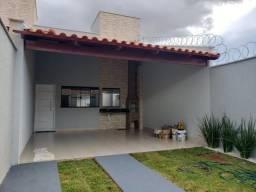 Casa para Venda em Goiânia, Residencial Recreio Panorama, 2 dormitórios, 1 suíte, 2 banhei