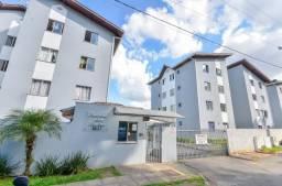 Apartamento à venda com 2 dormitórios em Cajuru, Curitiba cod:924902