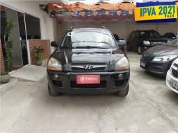 Hyundai Tucson 2.0 mpfi gl 16v 142cv 2wd gasolina 4p automático