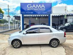 ETIOS 2016/2016 1.5 PLATINUM SEDAN 16V FLEX 4P MANUAL