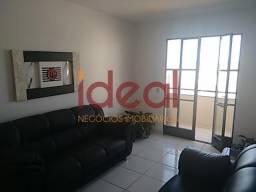 Apartamento à venda, 3 quartos, 1 suíte, 2 vagas, São Sebastião - Viçosa/MG