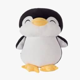 Pinguim De Pelúcia 26cm Antialérgico