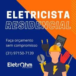 Título do anúncio: Eletricista em Belo Horizonte