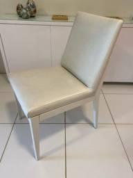 Título do anúncio: Par de cadeiras em laca