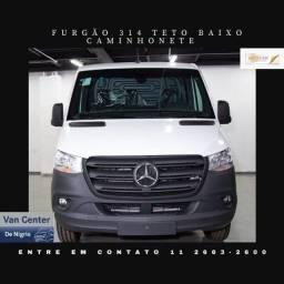 Mercedes-Benz Sprinter Furgão teto baixo 314 camionete