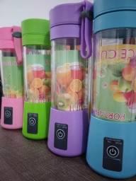 Título do anúncio: mini liquidificador portatil usb 380ml colorido