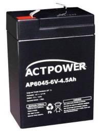 Bateria Para Motinha Elétrica Infantil 6v 4,5ah   site: apoioinformatica.com